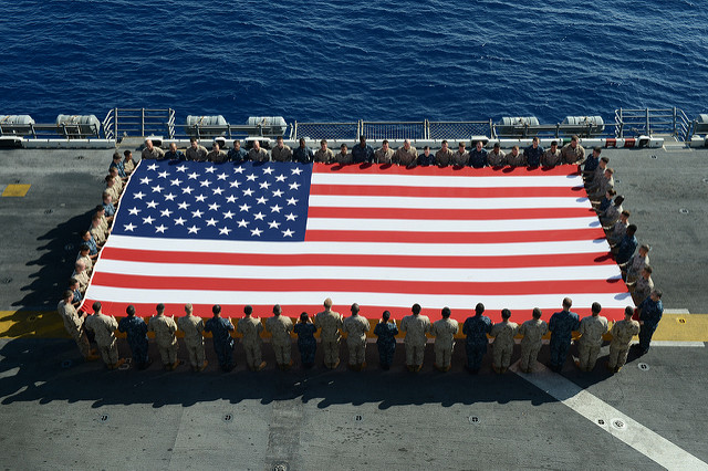 U.S. Navy photo by Mass Communication Specialist 3rd Class Chelsea Mandello/Released