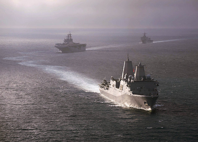 U.S. Navy photo by Mass Communication Specialist Seaman Apprentice Chad Swysgood