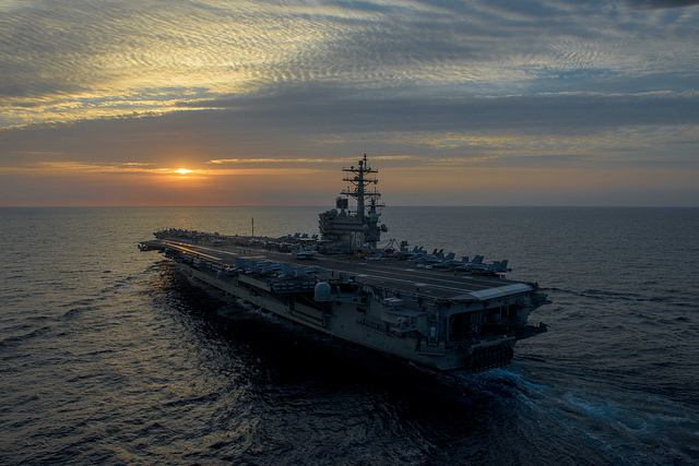 U.S. Navy photo by Mass Communications Specialist 2nd Class Nathan Burke via Flickr.