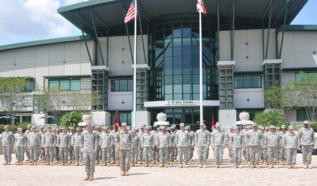 Photo by Staff Sgt. Eric W. Jones via  Flickr.