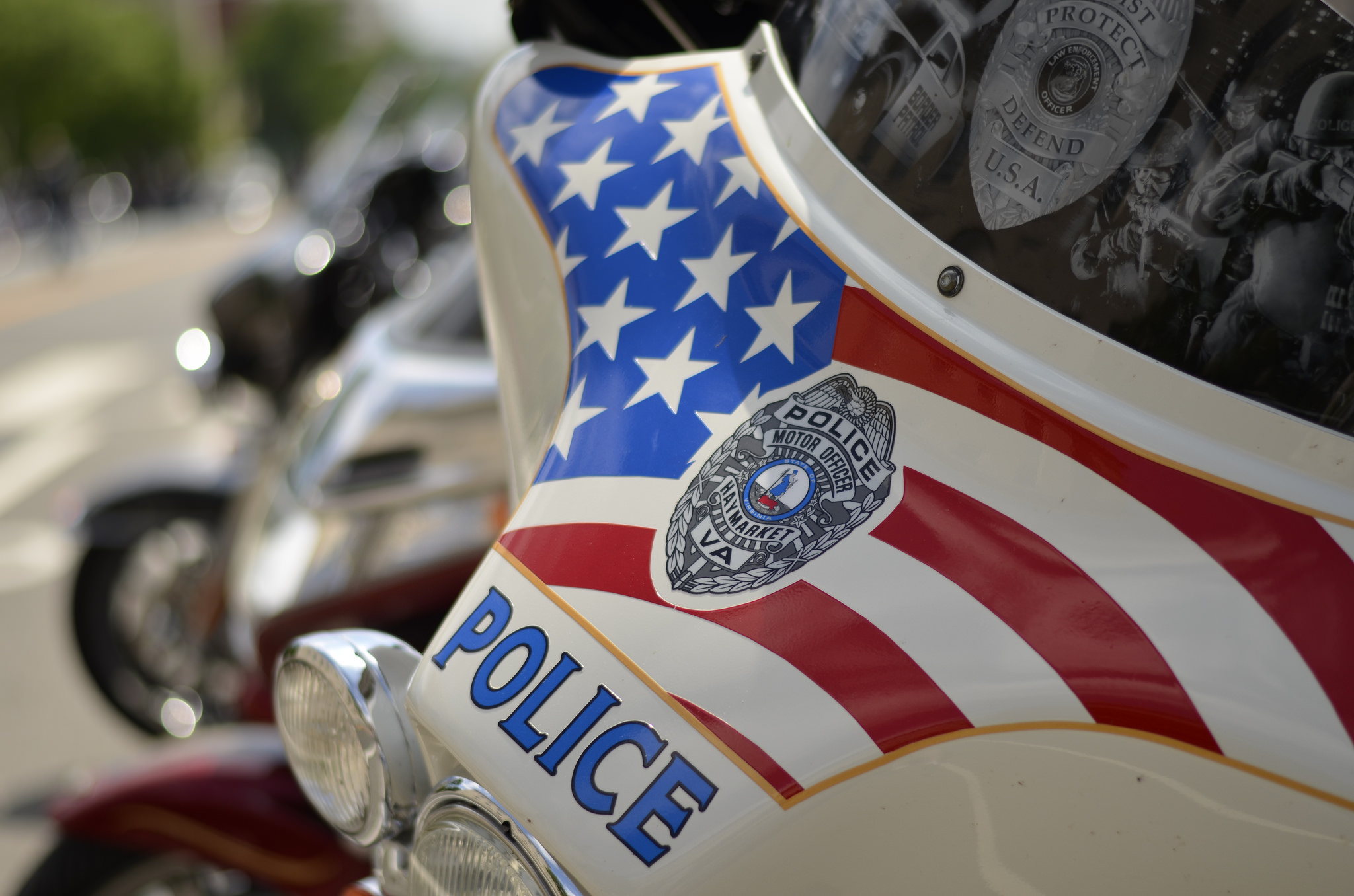 Photo by National Law Enforcement Officers Memorial Fund via Flickr