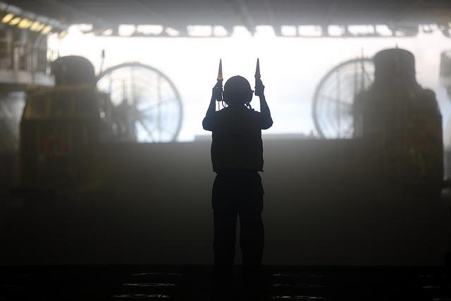 U.S. Navy photo by Mass Communication Specialist 2nd Class Tamara Vaughn/Released via  Flickr