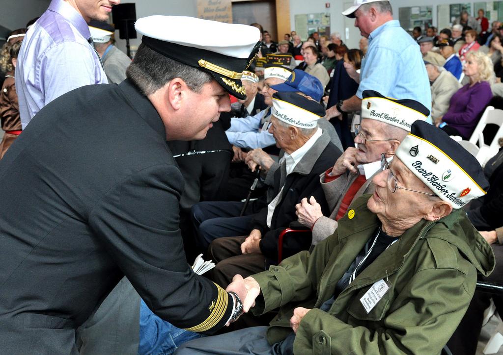 U.S. Navy photo taken by Mass Communication Specialist 1st Class John P. Curtis/Released via  Flickr.