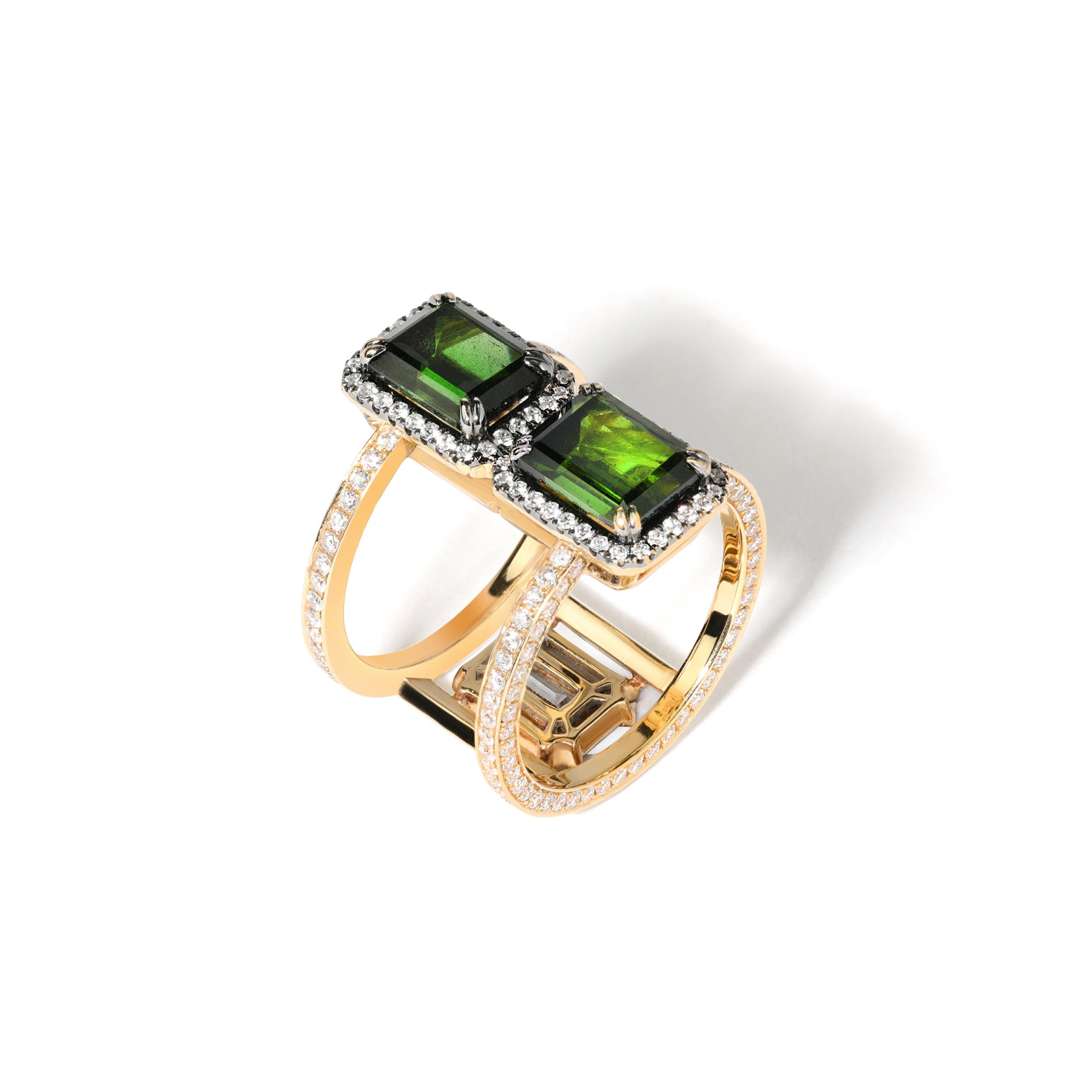 State Property Bespoke Double Tourmaline Engagement Ring.jpg