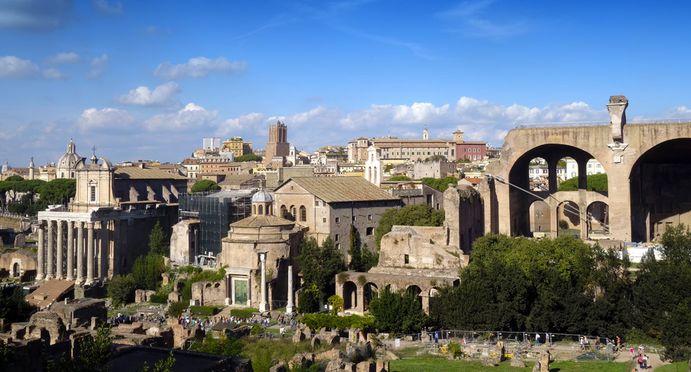 Rome - The Eternal City