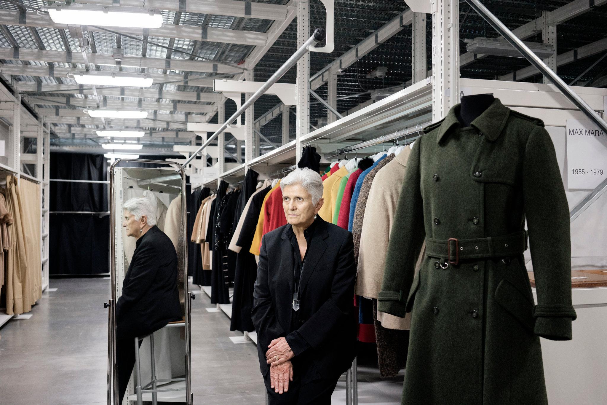 image from NY times   https://www.nytimes.com/2018/09/19/style/maxmara-archive-reggio-emilia-italy.html