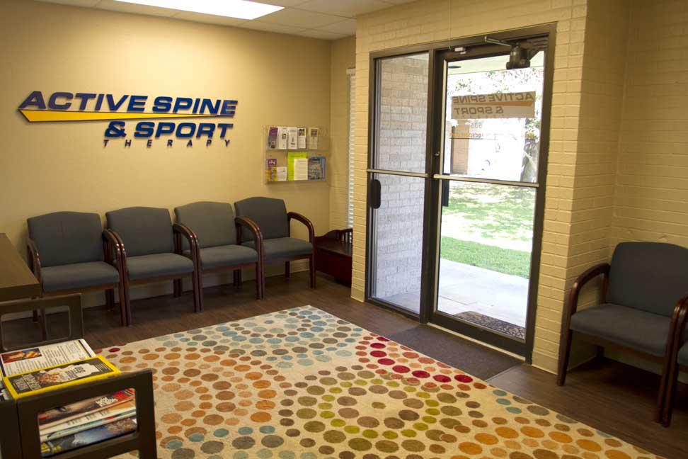 Active Spine & Sport Lobby 1