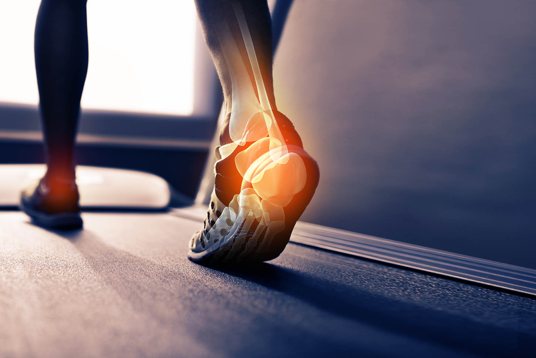 Active Spine & Sport Therapy uses hands-on treatments to successfully improve ankle and foot pain and injury.