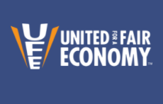 United for a Fair Economy - United for a Fair Economy challenges the concentration of wealth and power that corrupts democracy,deepens the racial divide and tears communities apart. We use popular economics education, trainings, and creative communications to support social movements working for a resilient, sustainable and equitable economy.