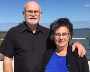 Paul & Karen Whitley, Invading the Darkness