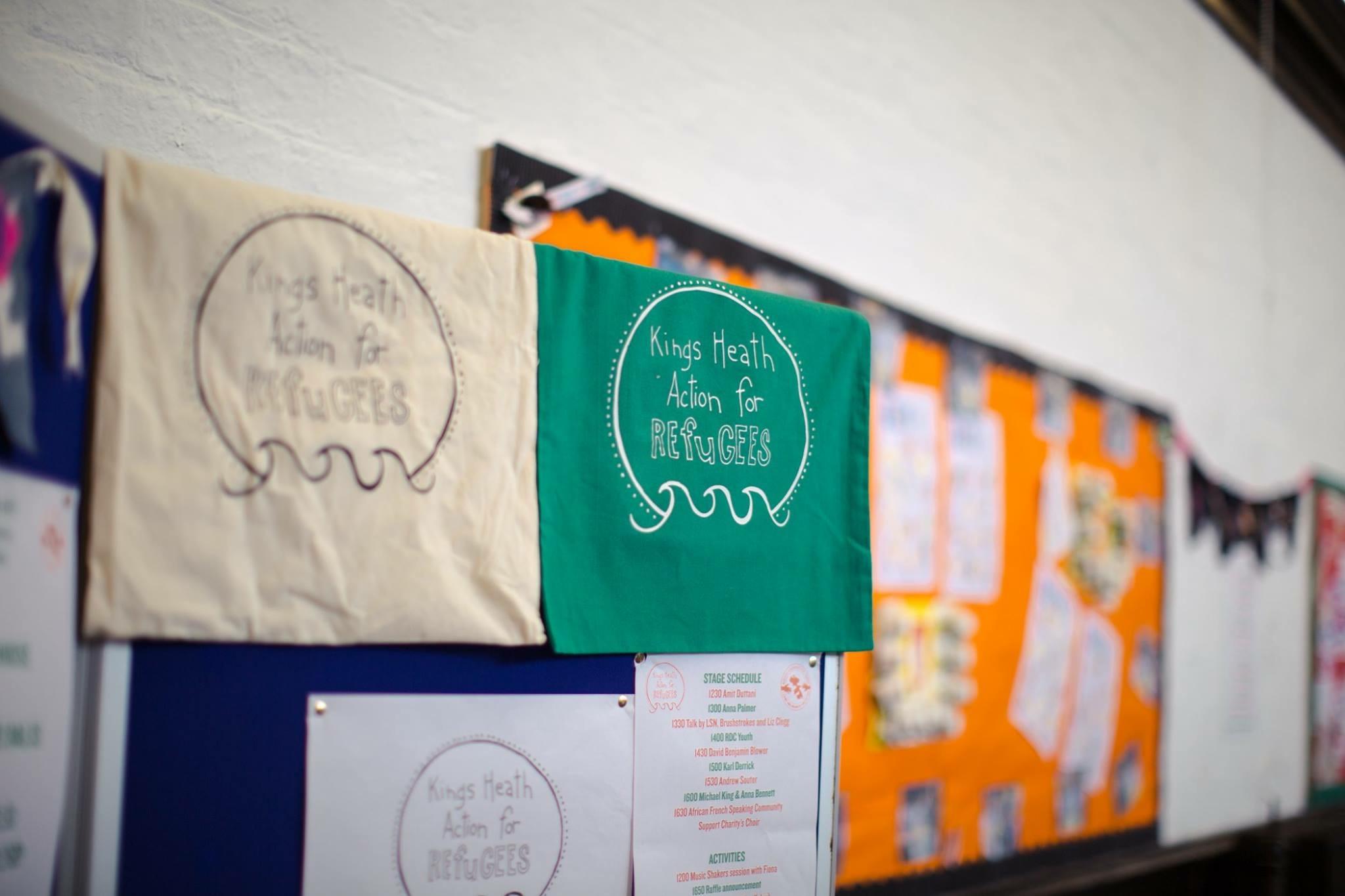 Action for refugees - Paperdolls blog