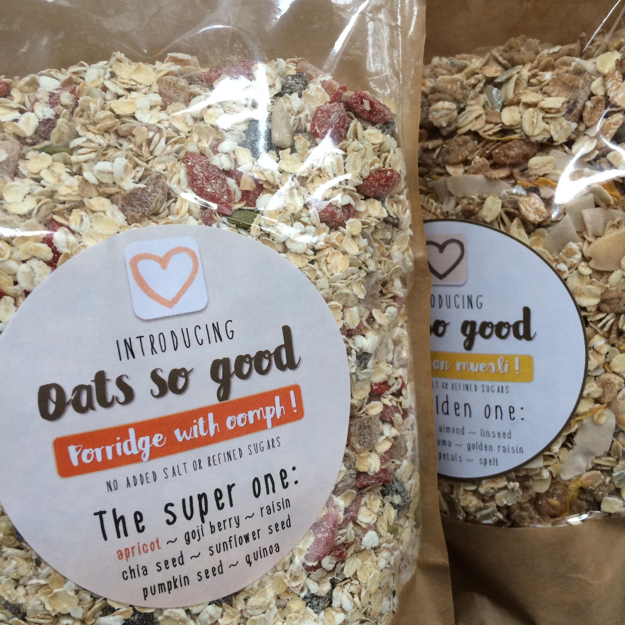 Oats so good - Paperdolls blog