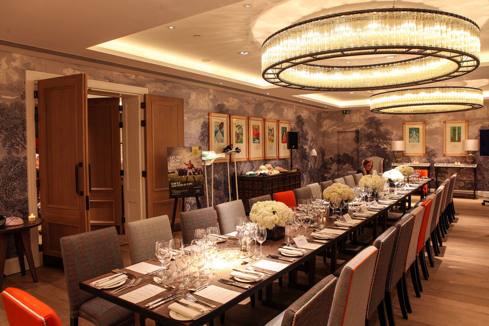 The Jockey Club PR Dinner