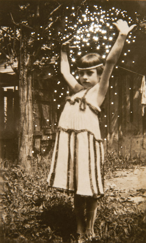 Our Little Dancing Girl, Evelyn, age 9