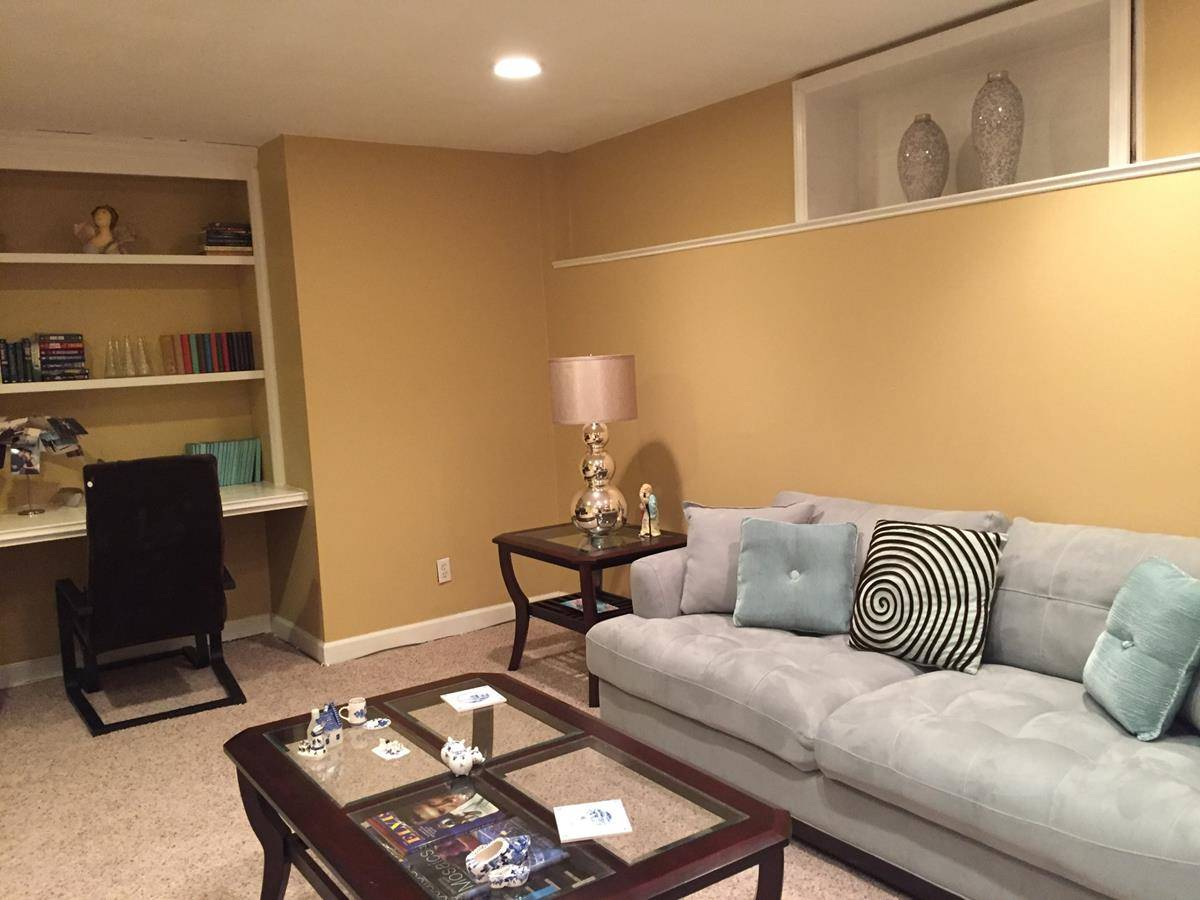 This room looks nice, right? No, it needs some refinement in order to be appealing to buyers.