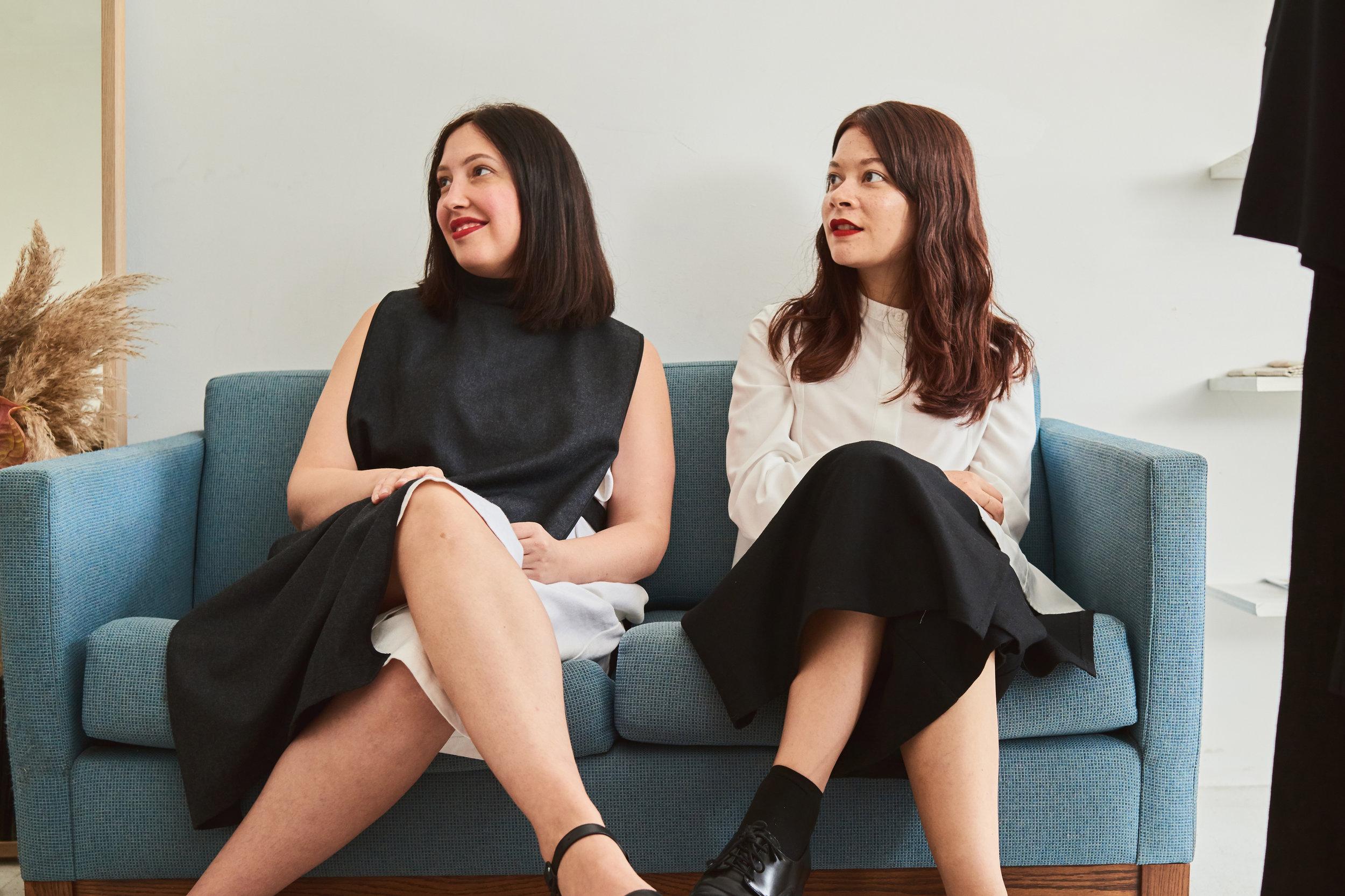 Joy Wolcott & Natasha Takemoto