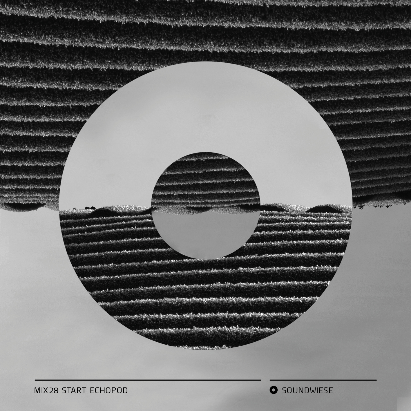 MIX28 Start Echopod  Podcast: Echogarden #001 Dub Techno, Dub Electronica