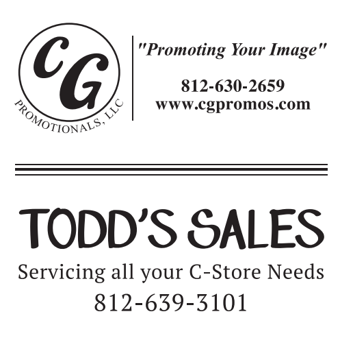 CG Promotionals & Todd Sales