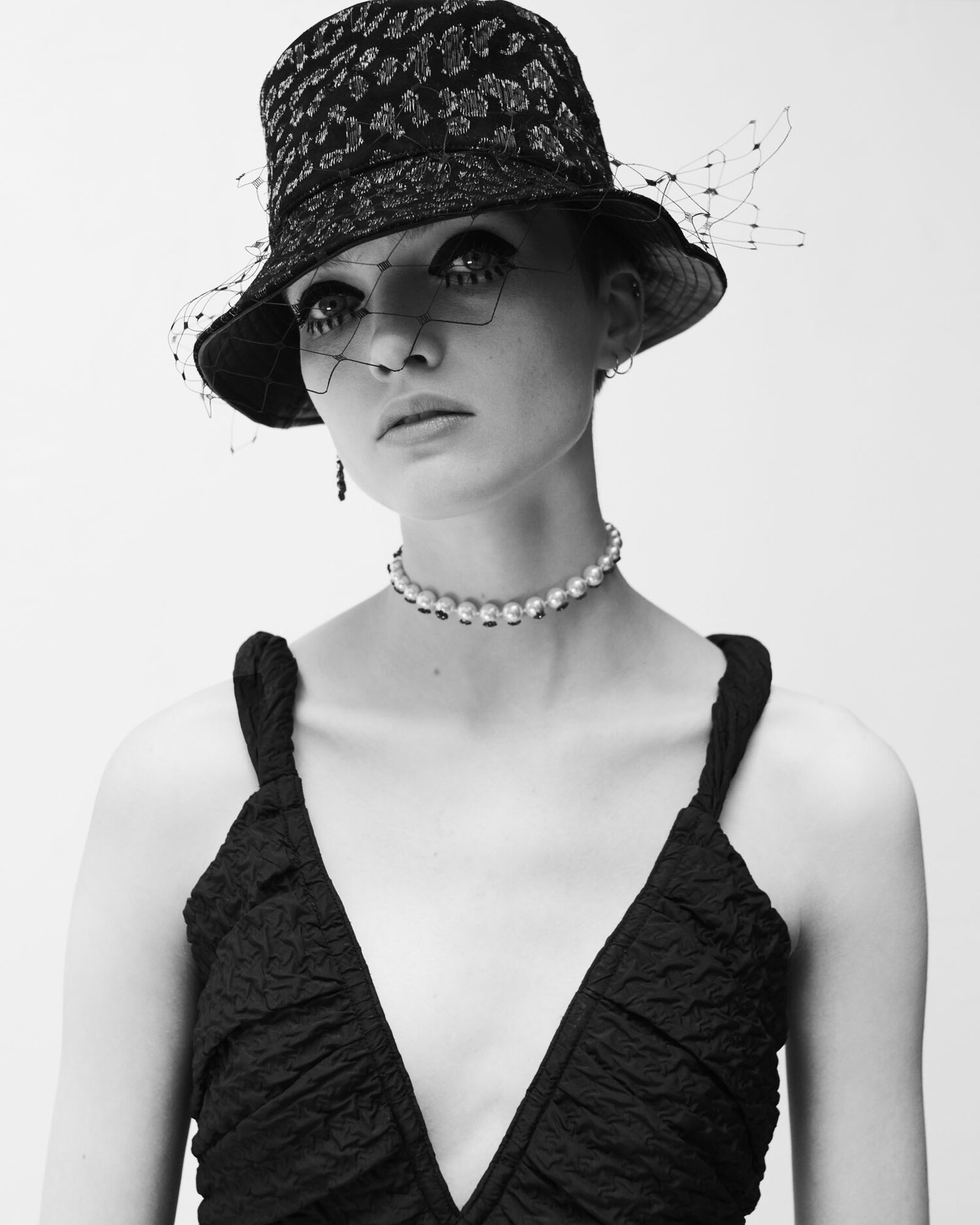 Dior AW19 Show Portrait