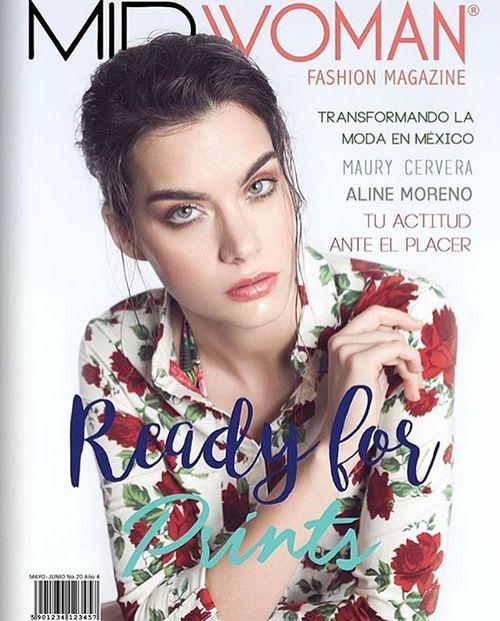 Margo Szabo  shot by  Ramos Solis for  Midwoman Fashion Magazine