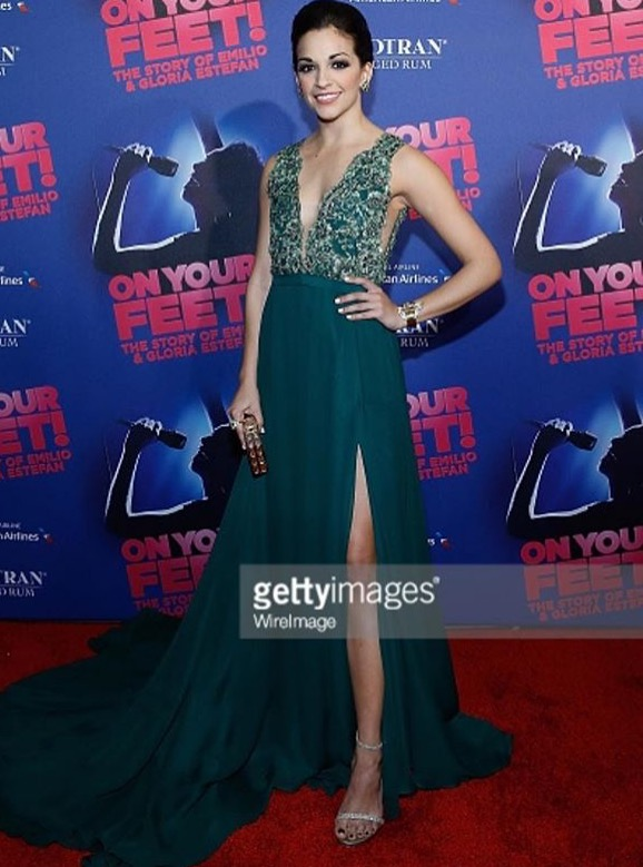 ON YOUR FEET, OPENING NIGHT