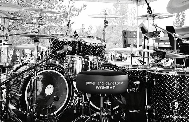 Be happy and just Drum! @sonordrumco @chris.womble . . . . . . . . . . #hardrockmusic #heavymetalmusic #hardrock #rock #rocknroll #rockandroll #rockstars #alternativemetal #altrockseattle #rocklife #blessed #sonordrumco #aquariandrumheads #aheaddrumsticks #cympad #humesandberg #porteranddavies #kickportinternational #soultonecymbals #audixmics #anvil #wombat #global #music #trickdrumsusa #dirtbagclothing #gorillaears #medicineman #duallistpedals
