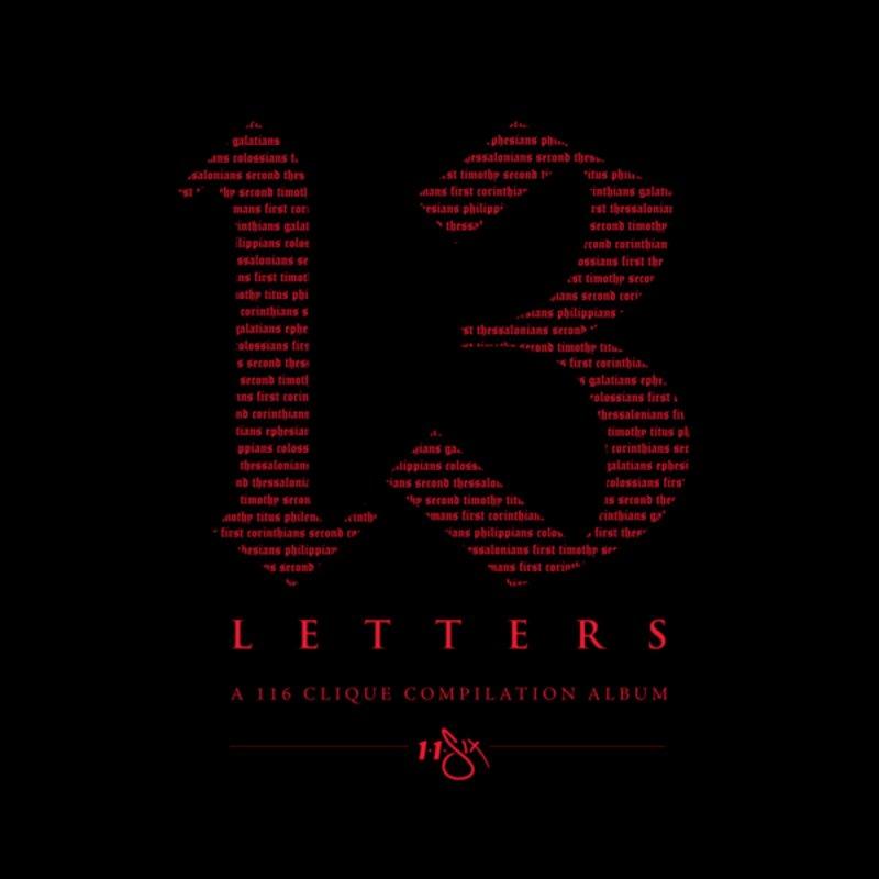 116 (feat Lecrae)  13 Letters Hip Hop Assistent Engineer
