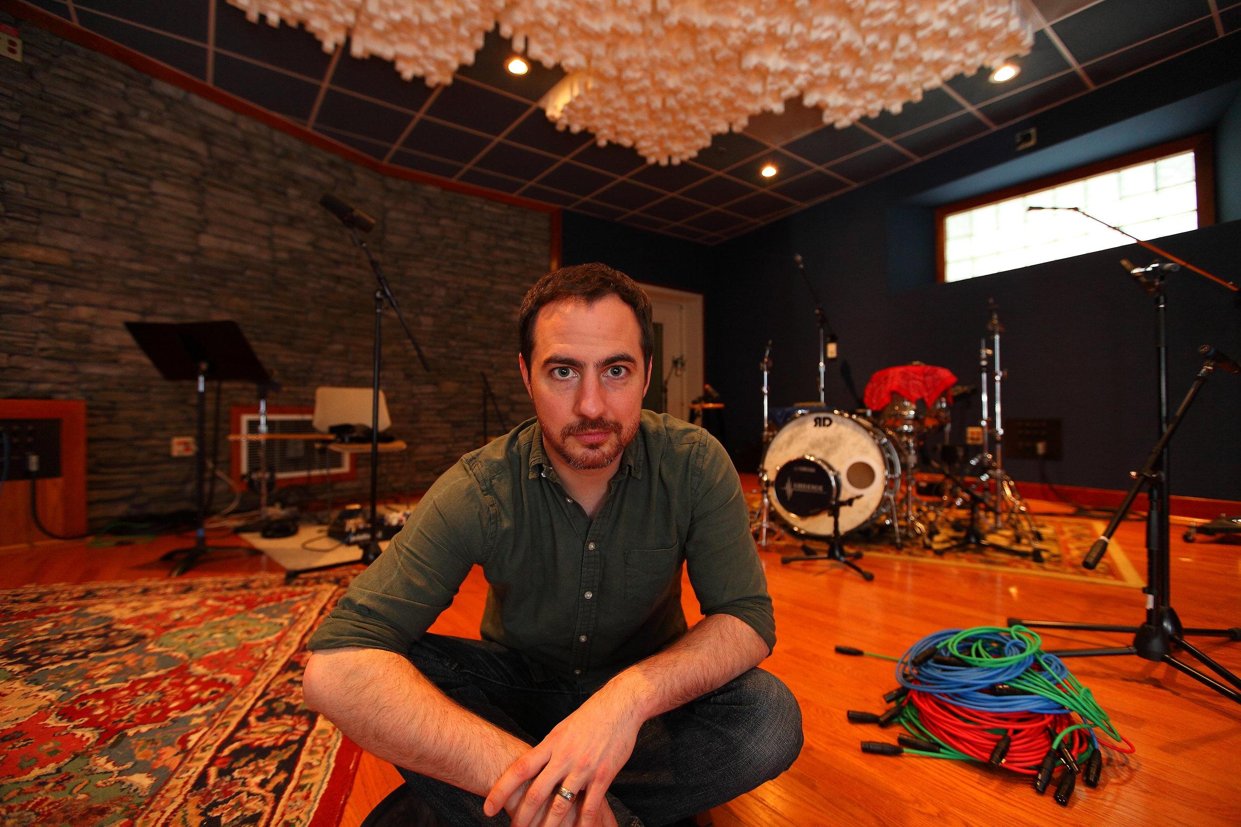 Kirk Smith In Studio.JPG