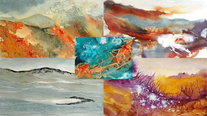 Online Watercolor Classes Jean Lurssenwatercolors By Jean Lurssen