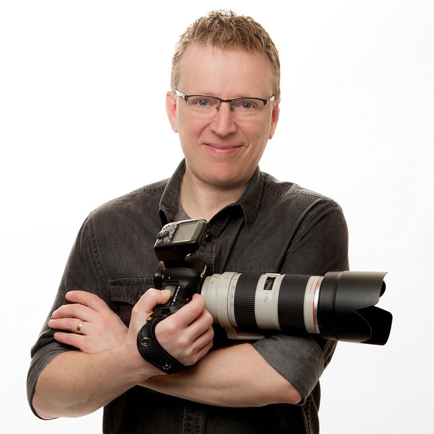 Brian Geraths - Headshot Photographer