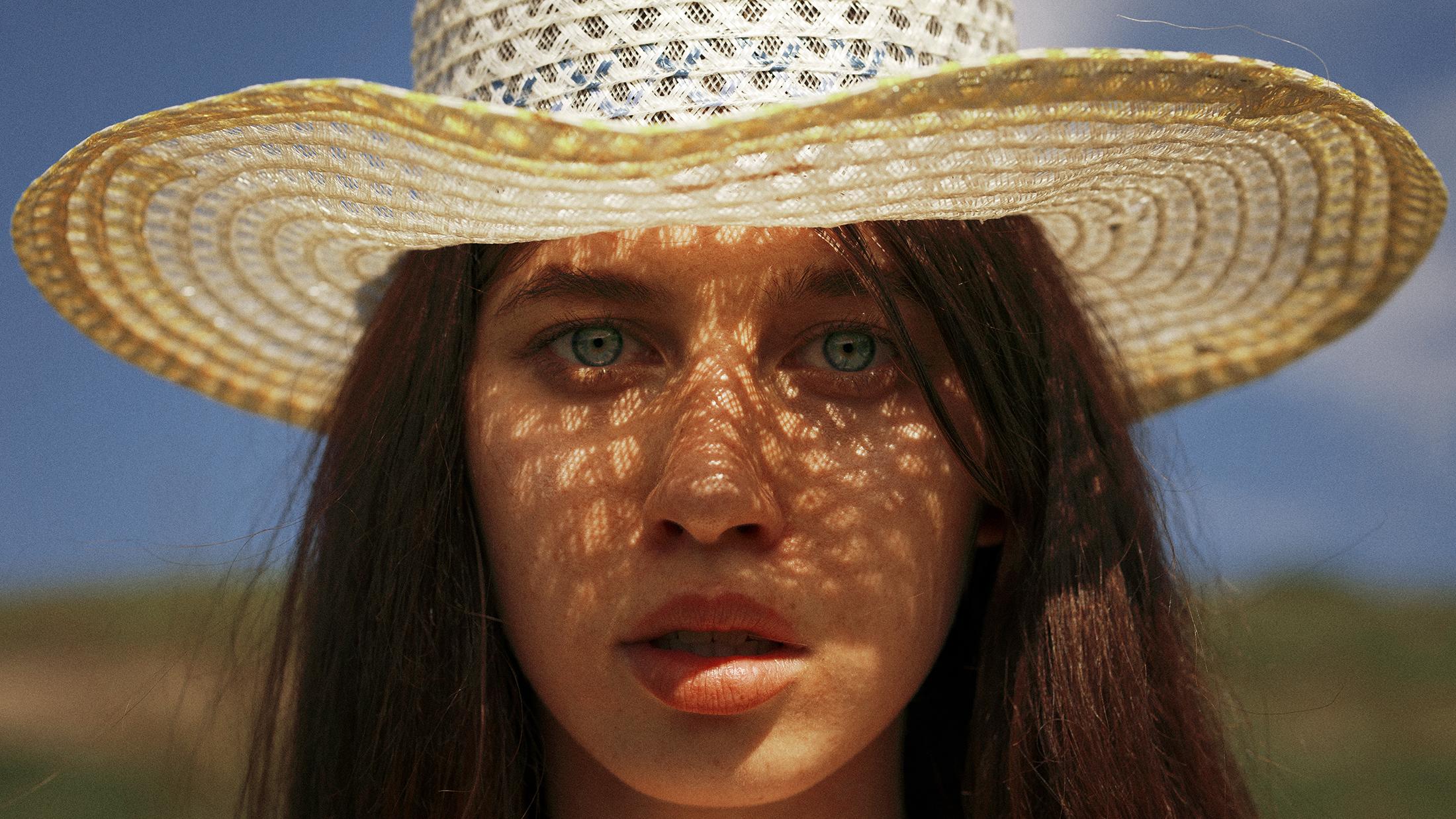 Portrait of Lea