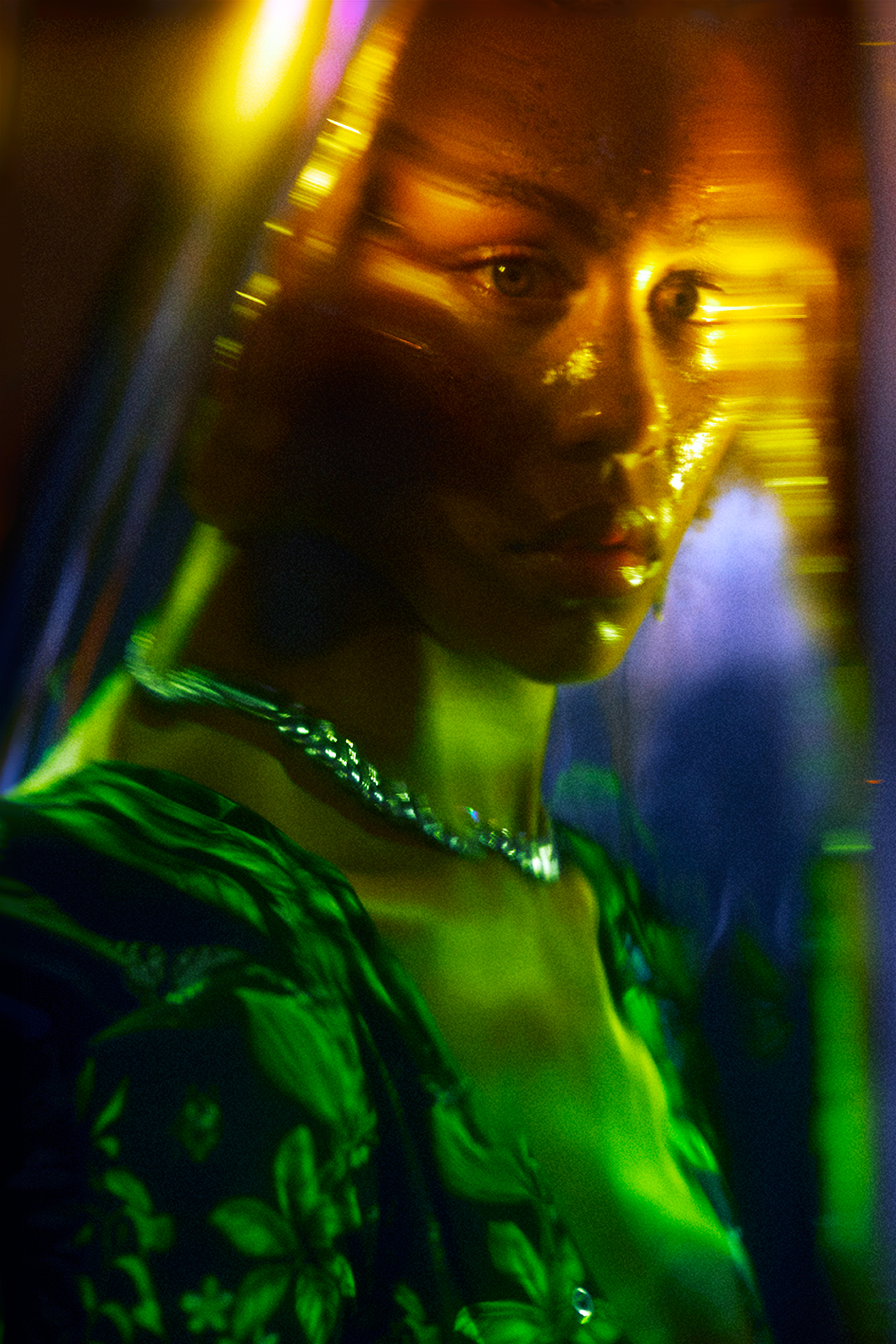 Model: Adima Z @ Munich Models Makeup & Hair: Renata Traupe Styling: Lorand Lajos Production: Winteler Production