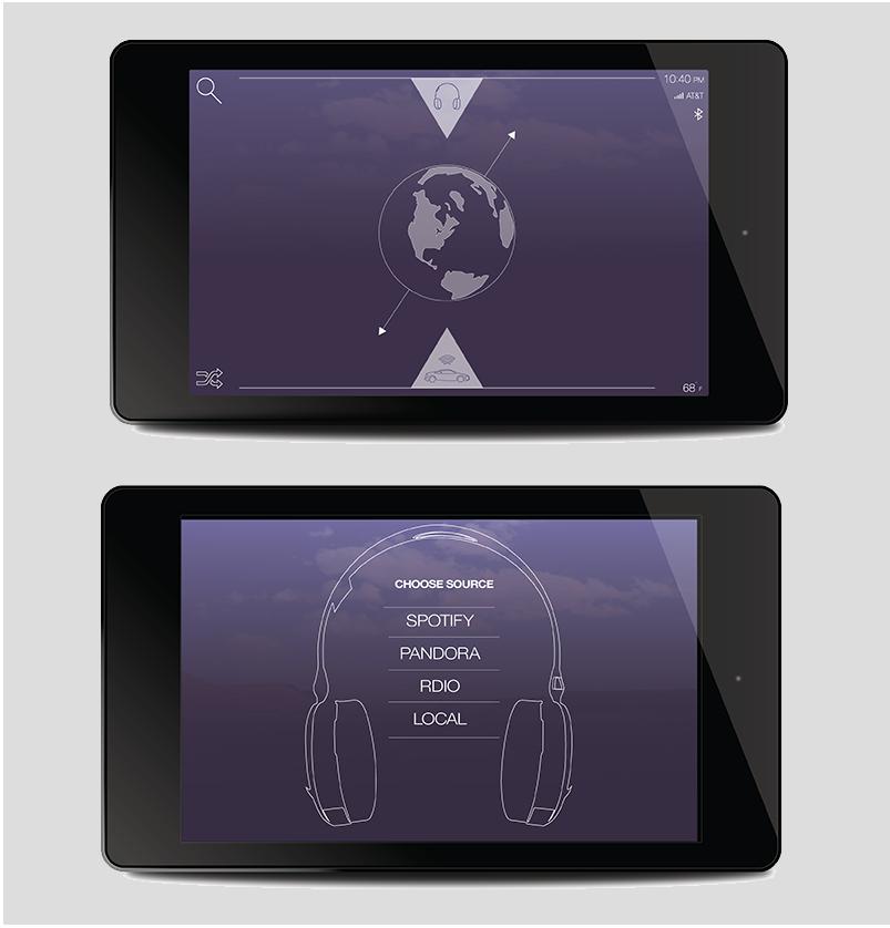 Drivenet, a mindful navigation app