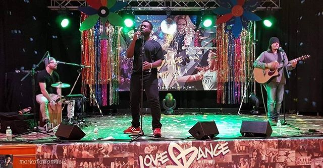 🎬💡 Reposted from @markofaziomusic -  Rocking Germany at @love2dance_camp with @michaelomusic and @ruvalcaba.music  Picture by @davidecapucci  @spectraflex#chune - #regrann