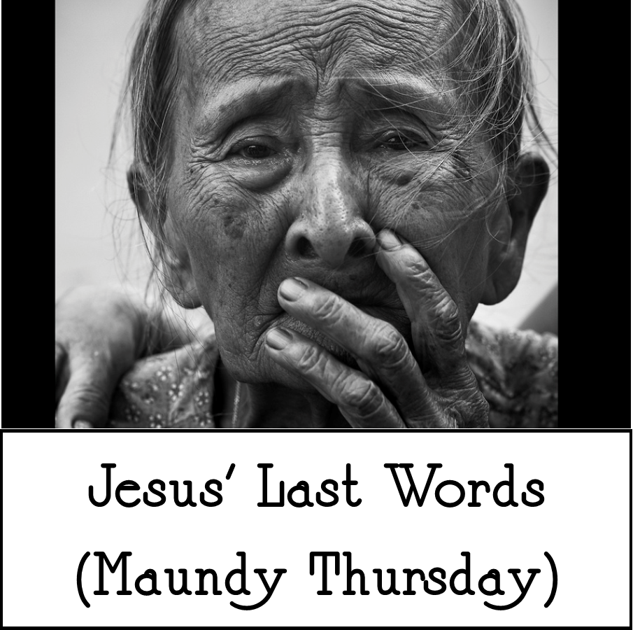 March 29, 2018 (Maundy Thurs)