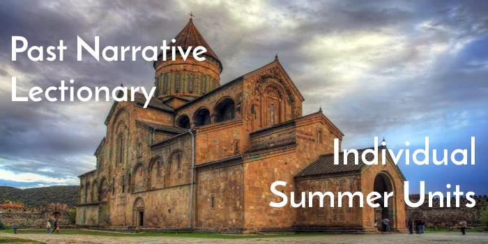 Past Narrative Lectionary