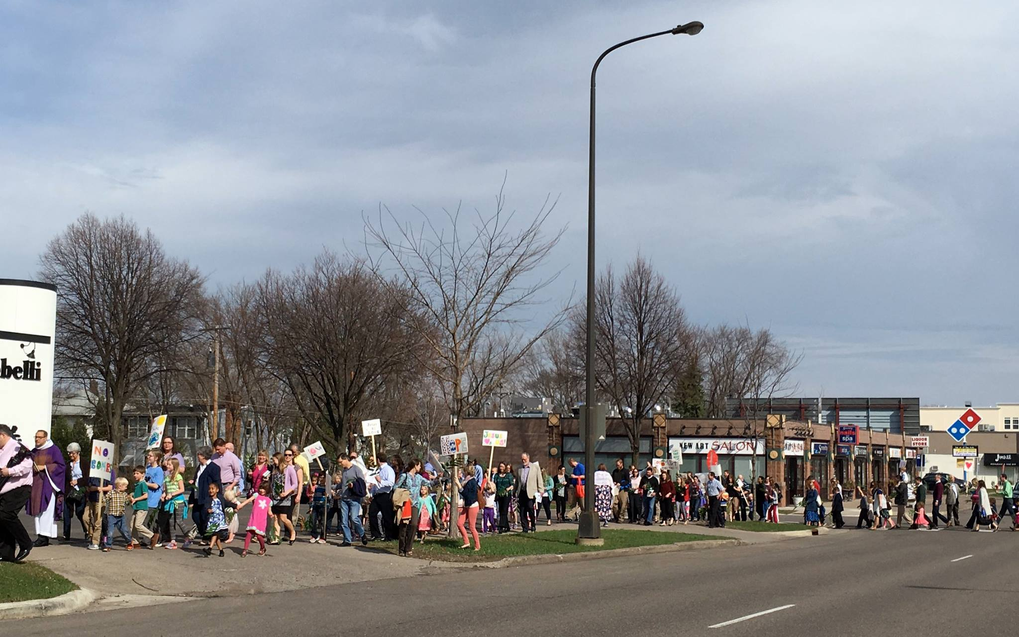 Children's Peace March, St. Paul, Minn.
