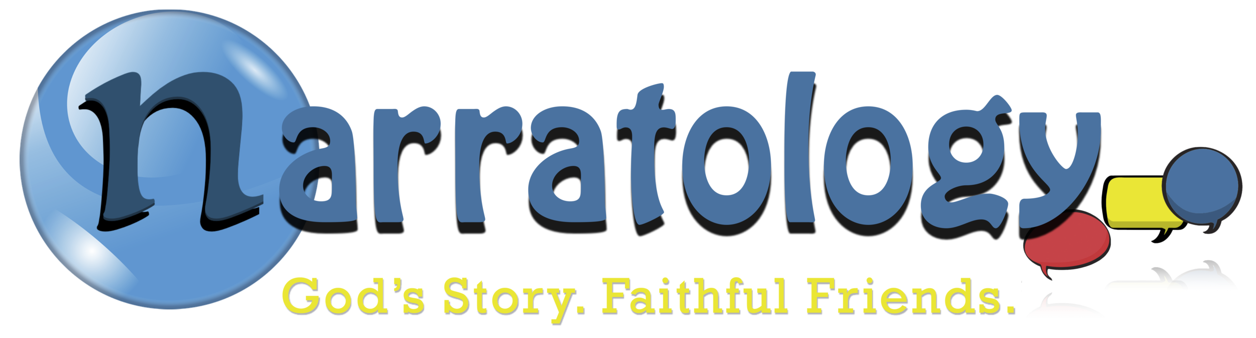 Narratology™ Branding Image - Narrative Lectionary & Church Resource Provider Clergy Stuff™