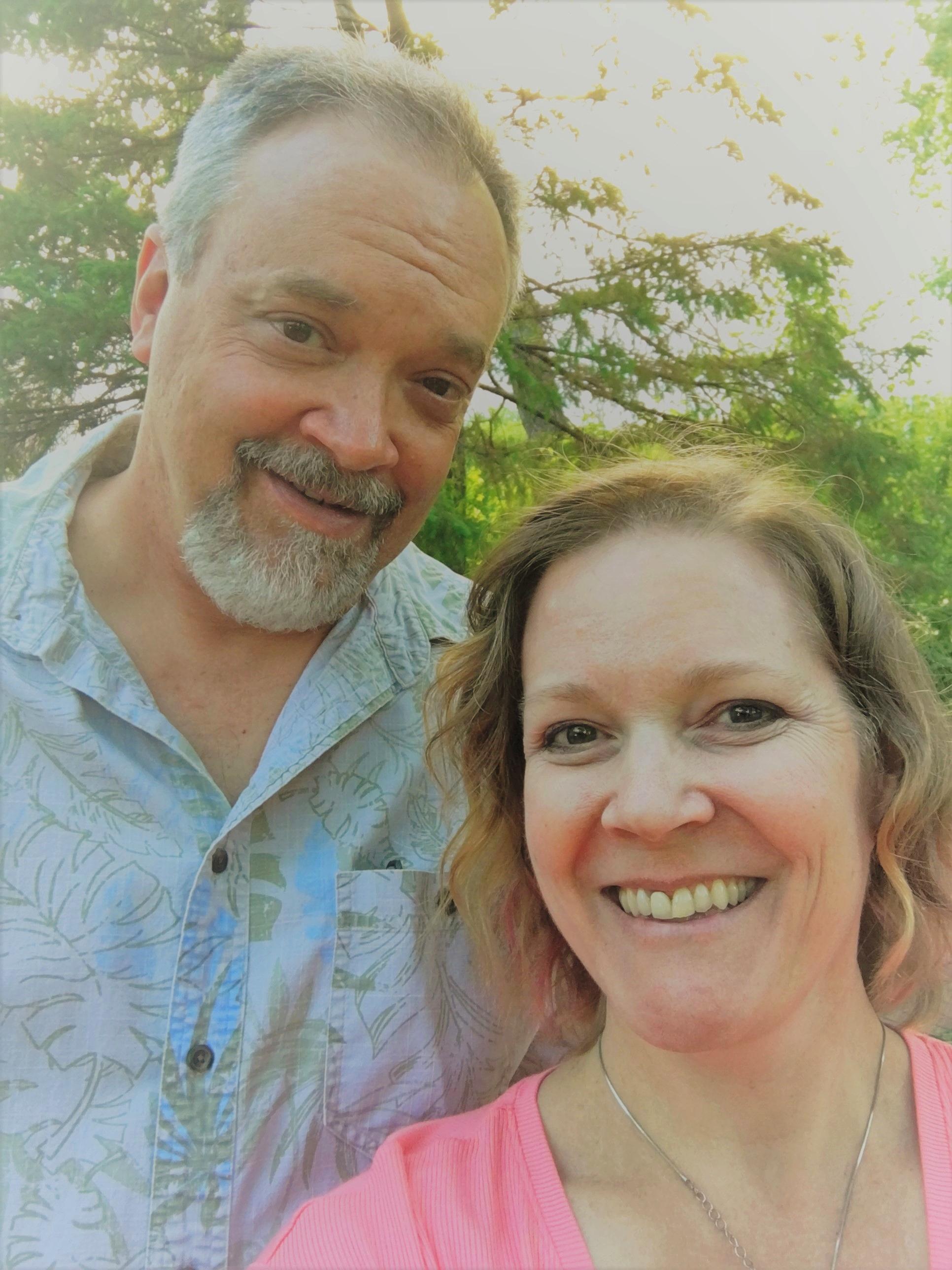Jeremy and Kimberly - married 12/31/93