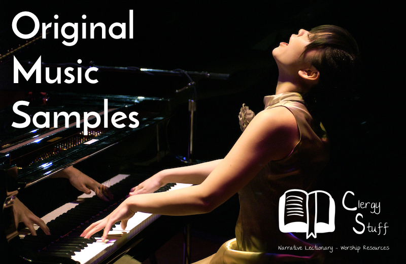 Narrative Lectionary Original Music Samples Pic