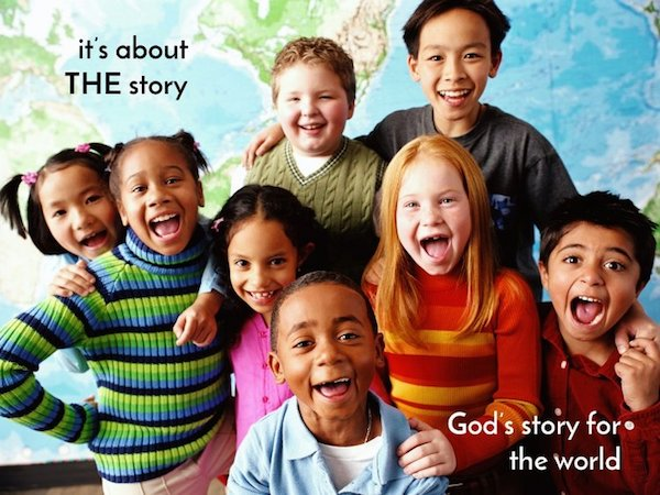 Narrative Lectionary Worship Resources Kids at School