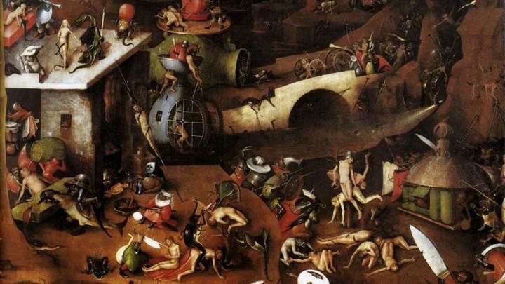 Hieronymus Bosch's Hell
