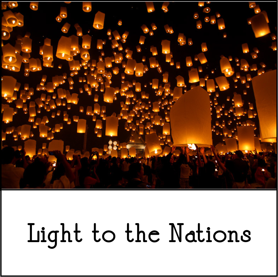 Light to the Nations.