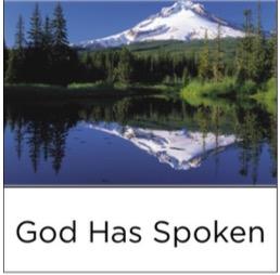 God-has-spoken