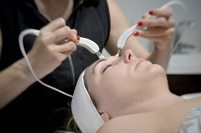 Microcurrent can be used to tone or re-educate facial muscles.