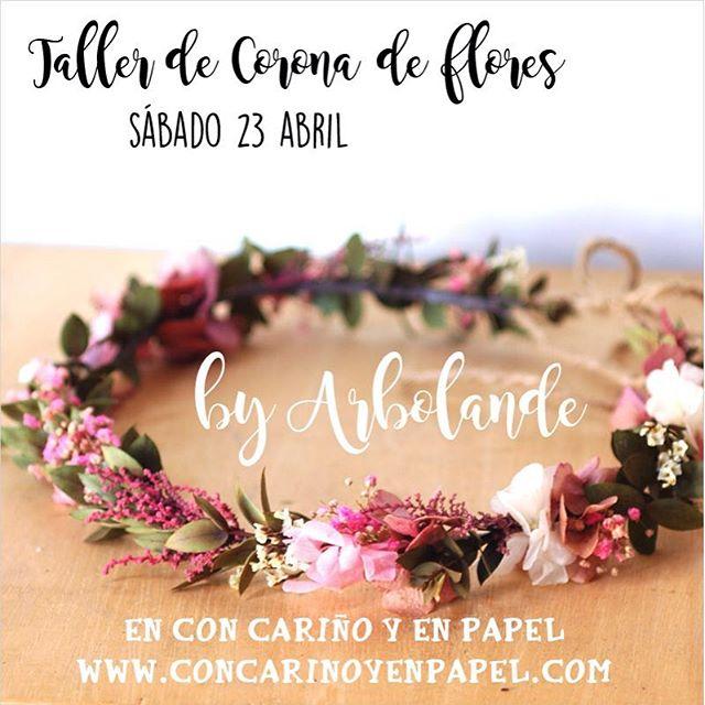 En abril talleres mil!! 💃💃 ya tenemos en la web publicados todos los talleres monográficos para el mes de abril! Pincha en el link del perfil y veras toda la info! Vamos que las plazas son limitadas!! 🔝🔝🔝. @arbolande  #talleresmonograficos #talleres #montecarmelo #concarinoyenpapel #coronadeflores #iniciacionscrapbooking#empaquetadocreativo #talleres #sacrapbooking #comuniones #bodas