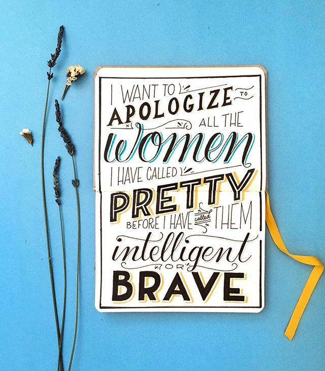An oldie but the perfect sentiment for #internationalwomensday brought to you by @rupikaur_. A million thank yous to my inspiring female mentors, badass girlbosses, incredible friends, and the brave trailblazers striving to make the world a better place for all women. Oh, I can't forget my mom 😘 Keep lifting each other up, and empowering women to be their most intelligent and brave selves 💙