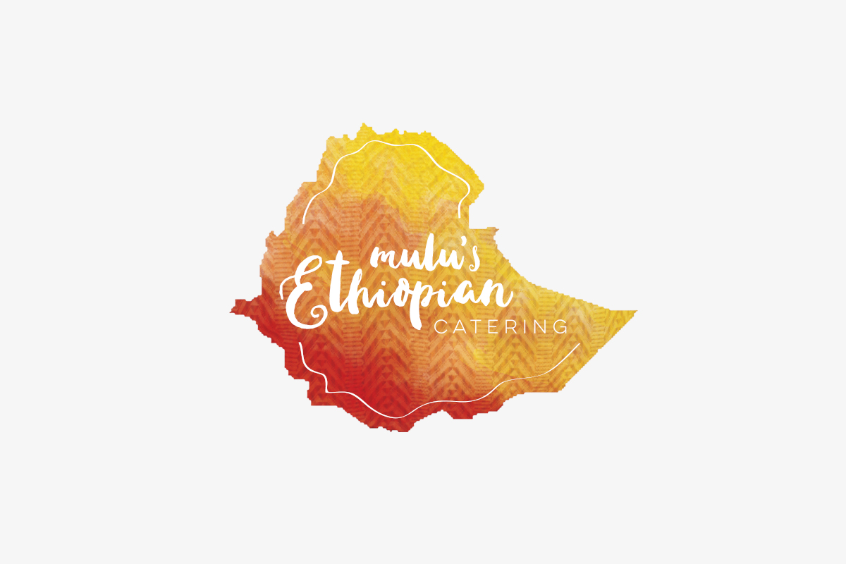 Holly Avenue Designs Madison Logo Branding Mulu Ethiopian Catering