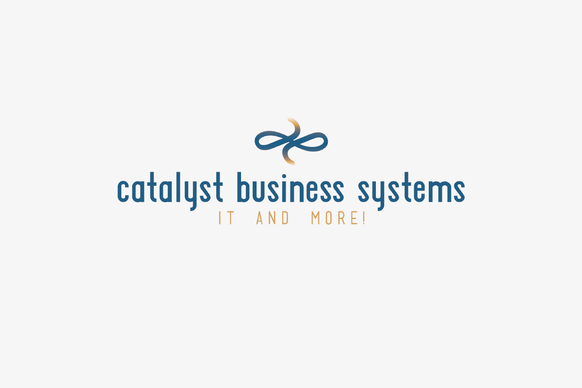 Holly Avenue Designs Madison Catalyst Business Systems IT and More Logo Branding