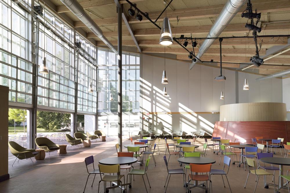 Big Room Interior  ©  Antonie Grassel / Esto